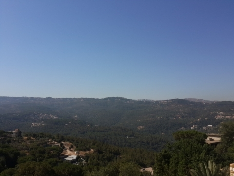 Land in Mount Lebanon - Land for sale in Broumana SKY331