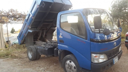 Vans, Trucks & Plant in Halate - Toyota dyna 200