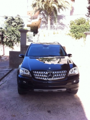 Mercedes-Benz in Batroun - ML 350 4MATIC Model 2008 for sale