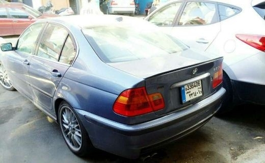 BMW in Beirut - 2003 BMW car for sale