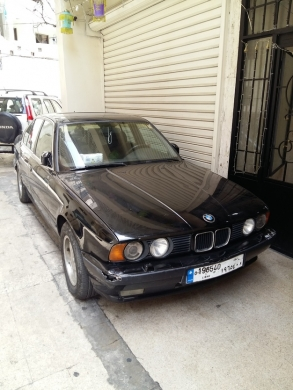 BMW in Beirut City - Bmw 535 i For Sale