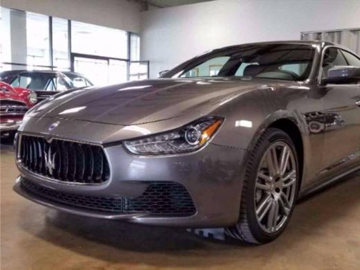 Maserati in Akoura - 2017 Maserati Ghibli