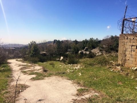 Land in Mount Lebanon - Ag-839-17 Feitroun Kesrwan Land for sale