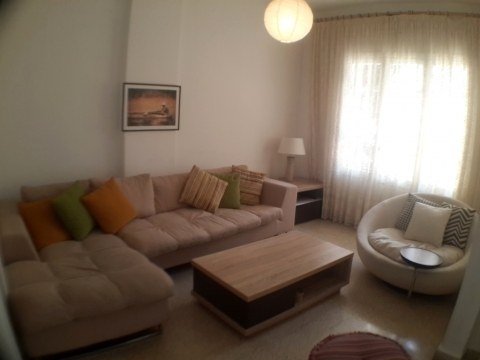 Apartment in Beirut - Furnished apartment for rent in Gemmayzeh SKY345