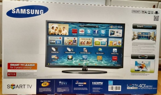 "TV, DVD, Blu-Ray & Videos in Al Dahye - Samsung 40"" SMART LED High Definition TV"