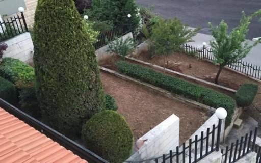 Apartment in Mount Lebanon - Ballouneh 110m2 + 200m2 Garden – Villas Street – Private Entrance