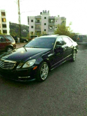 Mercedes-Benz in Fanar - Mercedes-Benz E 350 4MATIC AMG 2010
