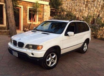 BMW in Nabatieh - 2003 Bmw x5