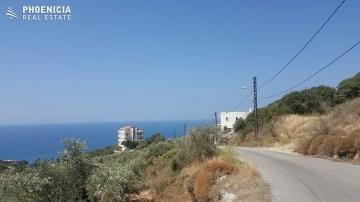 Land in Mount Lebanon - Land in Kfarkeddeh Jbeil -850 sqm- ارض في كفركده جبيل|PLS23502