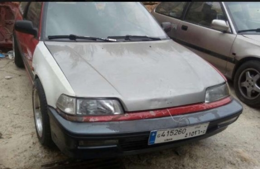 Honda in Mount Lebanon - 1988 Honda civic