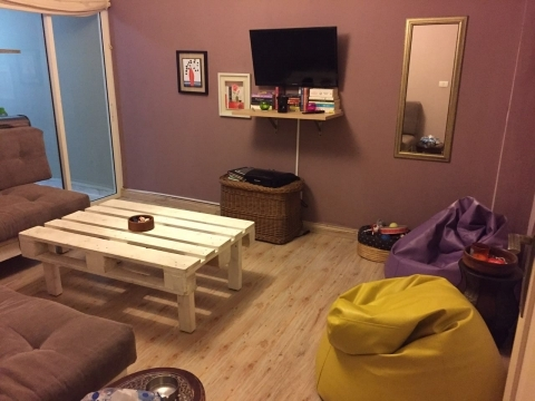 Apartment in Mount Lebanon - Fully furnished 1 bedroom flat for rent in blata, mansourieh