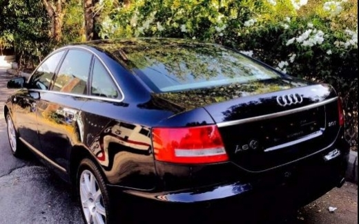 Audi in Beirut - Audi A6 2008 full automatic ( 2.0 ) for sale.