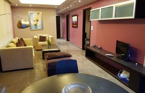 Apartment in Beirut - 2 Master Bedrooms Furnished Apartment For Rent Hotel Dieu Achrafieh 1300$