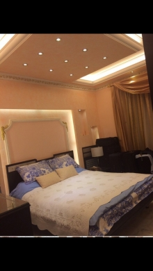 Apartment in Chiyah - For rent new luxuriously furnished appartment in hay al american chiyah