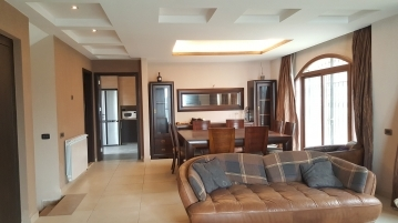 Country Houses in Mount Lebanon - Fully Furnished Villa for Rent in Adma