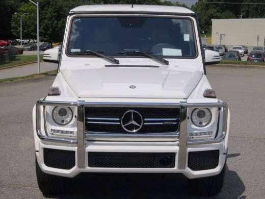 Mercedes-Benz in Bab Maraa - 2016 Mercedes Benz G63 AMG