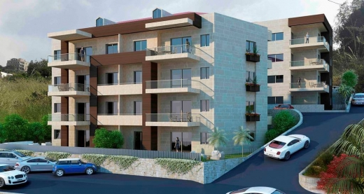 Apartments in Jadayel - Apartment for sale in Jeddayel