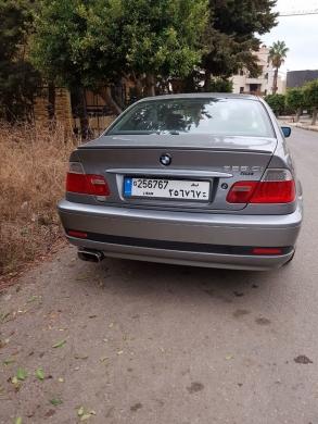 BMW in Borj Hammoud - Bmw 325i coupée model 2004 full options