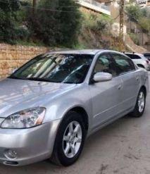 Nissan in Mount Lebanon - 2003 Nissan altima 4 celender super khar2a.