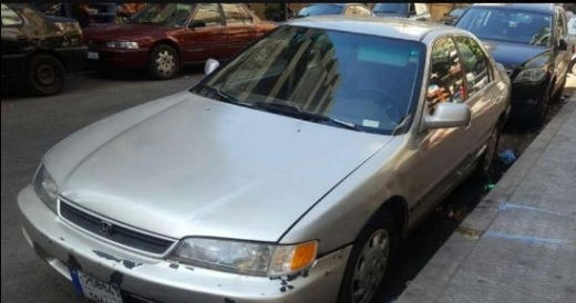 Honda in Beirut - 1997 Honda accord EX for sale