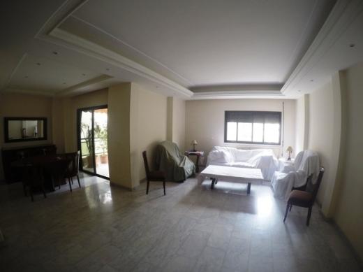 Apartment in Sin El Fil - Semi Furnished 180sqm Apartment for Rent in Sin El Fil