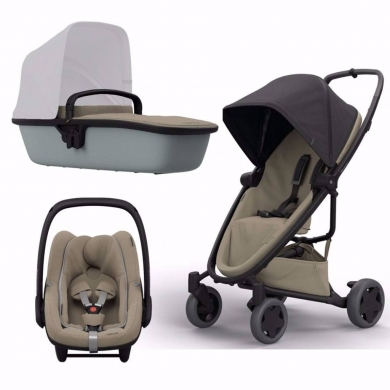 Baby & Kids Stuff in Accaoui - Quinny Zapp Flex Plus Carrycot Travel System