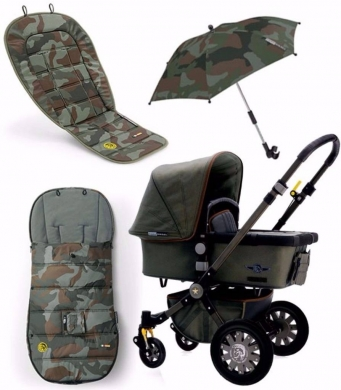 Baby & Kids Stuff in Ain Mouaffaq -  Bugaboo cameleon3by diesel military