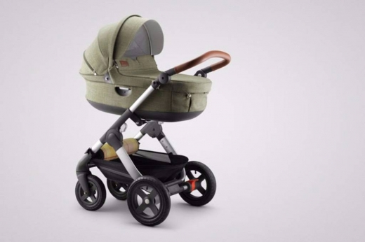 Baby & Kids Stuff in Deir Antar -   Stokke Trailz Stroller, Limited Edition -  Nordic