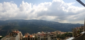 Apartment in Mount Lebanon - Apartment for sale in Ballouneh SKY2029