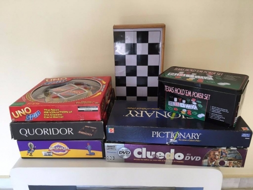 Games in Fanar - Board games (set of 7 Games)