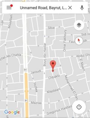 Land in Burj Abi Haidar - ارض للبيع في برج ابي حيدر 215 م