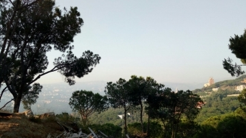 Land in Mount Lebanon - 1,500 m2 land for sale in Beit Chabeb