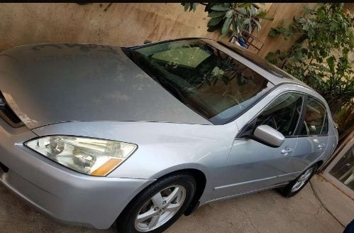 Honda in North - 2005 Honda accord full option EX.