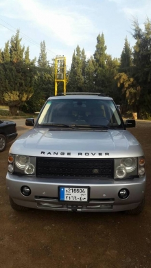 Rover in Bourj Al Arab - Rover 2004 (10500$) تقسيط عبرا بنك فقط او كاش v8