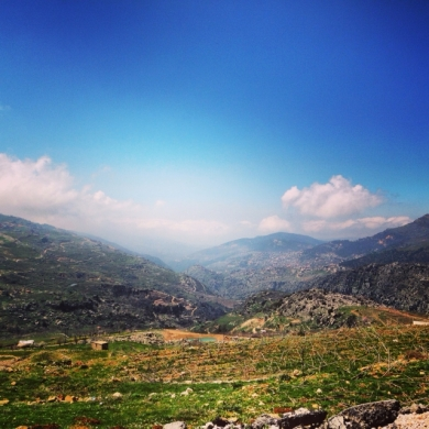 Land in Mount Lebanon - Ag-936-17 Land for Sale at Zaarour Prime location