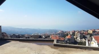 Land in Mount Lebanon - Ag-939-17 Ajaltoun Prime location Land for sale