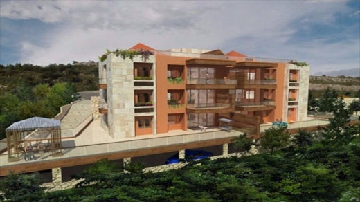 Apartment in Blat - Apartment for Sale Blat Jbeil Duplexe Area 260Sqm and 70 Sqm