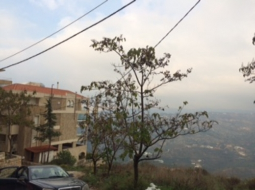 Land in Bhamdoun - land for sale with special price and great view in mount lebanon bhamdoun