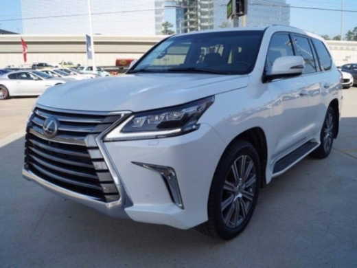 Lexus in Beirut City - Buy 2016 Lexus Jeep LX 570 with full options first owner in good condition