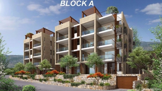 Apartments in Ras Osta - Apartment for Sale Ras Osta Jbeil Duplexe 135Sqm and 97Sqm ( Roof 97Sqm )