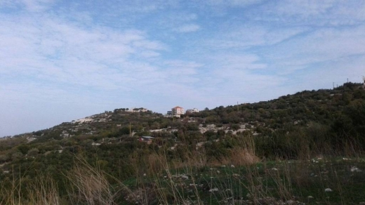 Land in Gharzouz - Land for Sale Gharzouz Jbeil Area 5030Sqm