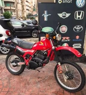 Motorbikes & Scooters in Beirut - Honda xL 1982 o km