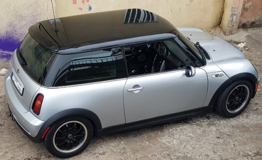 Mini in Jdaide - mini cooper S mod 2003 full option vitesse 3ade 6 eme
