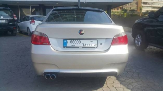 BMW in Burj Abi Haidar - BMW 5 series 2004