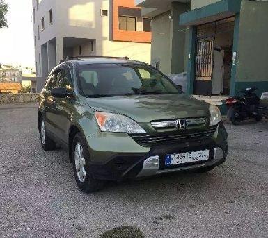Honda in Nabatieh - Honda crv model 2008, exl, no accident, 5are2 nadafe
