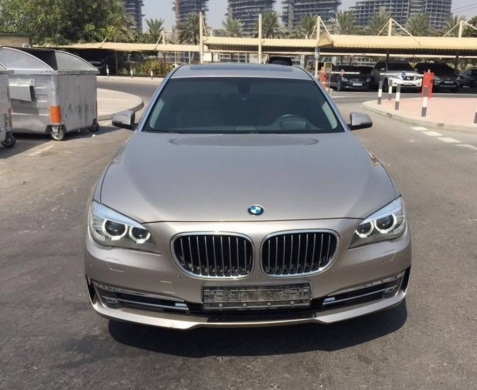 BMW in Beirut City - 2013 BMW  730LI