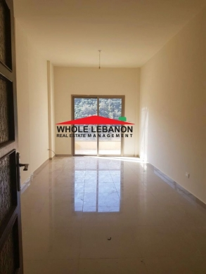 Apartment in Bchamoun - شقة جديدة للبيع في بشامون المدارس