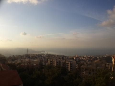 Apartment in Mount Lebanon - A Unique Duplex for sale In Konnabet Broumana SKY367