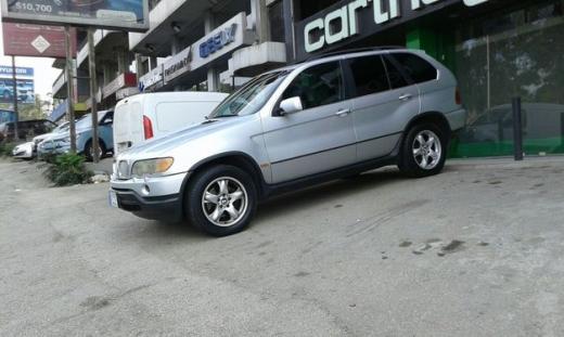 BMW in Mar Elias - 4 sale bmw x5 2001 4.4 full
