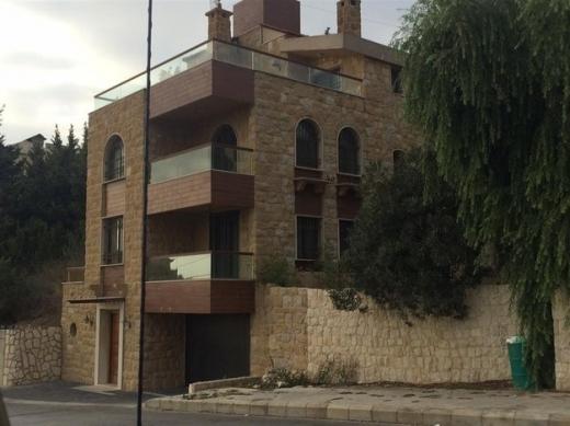 Villa in Jounieh - Triplex Villa for rent 600 sqm , Fatka - Kesrwan